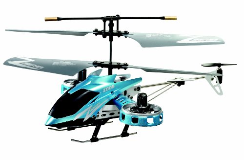 I love RC helicopters