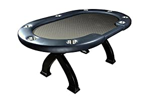 X2 Mini Poker Dining Table With Black Speed Cloth Surface