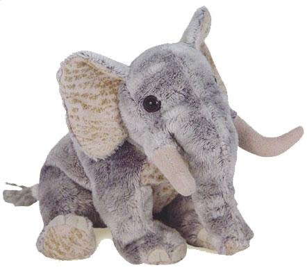 TY Beanie Baby - BAHATI the African Elephant (Internet Exclusive)