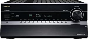 Onkyo HT-RC180 7.2-Channel A/V Surround Home Network Receiver (Black) (Discontinued by Manufacturer)