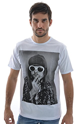 Spital Fields London -  T-shirt - Uomo bianco Large