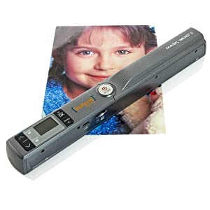 amazon com vupoint magic wand ii 2 portable scanner with vupoint magic wand ii wireless manual Magic Wand Scanner Software