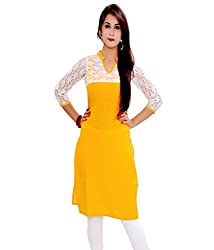 ARAJA FASHION GOOD LOOKING DESIGNER COTTON PRINTED KURTI
