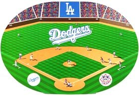 MLB Set of 4 Placemats