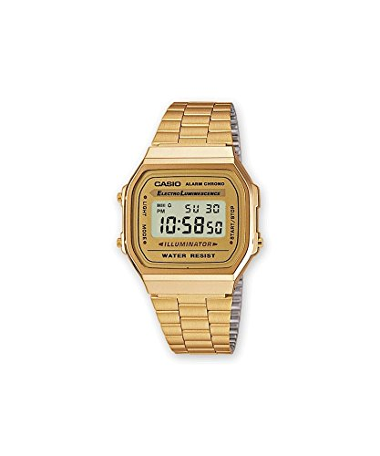 CASIO - Uhren Casio Collection A168WG-9EF