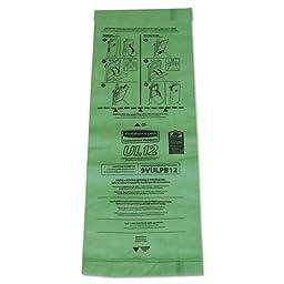 Rubbermaid Commercial Vacuum Bags, Paper, For Rubbermaid Commercial Light Upright Vacuums, 10/Pack - Includes ten vacuum bags per pack.