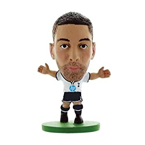 Tottenham Hotspur F.C. SoccerStarz Dempsey- Clint Dempsey- soccerstarz figure- 2 inches tall- with collectors card- in blister pack- official licensed product from Limited Stock / Collectables