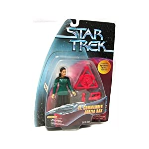 Lt. Commander Jadzia Dax in Dress Uniform - Star Trek: Deep Space Nine - Spencer Gifts Exclusive