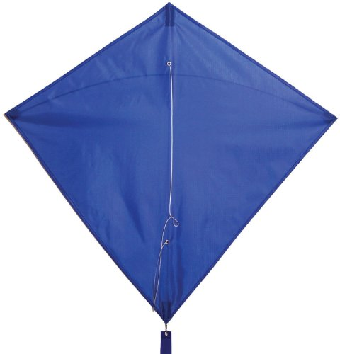 In the Breeze Blue Diamond Kite, 30-Inch