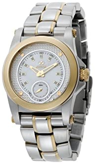 REACTOR Women's 96105 Helium Mother of Pearl Dial Two-Tone Sport Watch