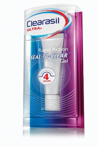 Clearasil Ultra Seal 2 Clear Gel, 0.42 Ounce