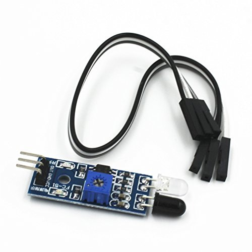 WYPH IR Infrared Obstacle Avoidance Sensor Module for Arduino Smart Car Robot (Robotic Infrared Video Cameras compare prices)