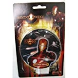 Marvel Super Hero Iron Man Night Light - Iron Man Room Decor