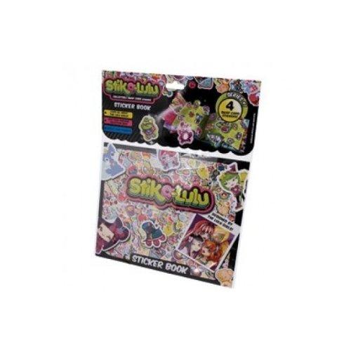 BIMBA Collezione Gpz-Stika Lulu Book della Stilista c/8 pz inclusi TV (2012)