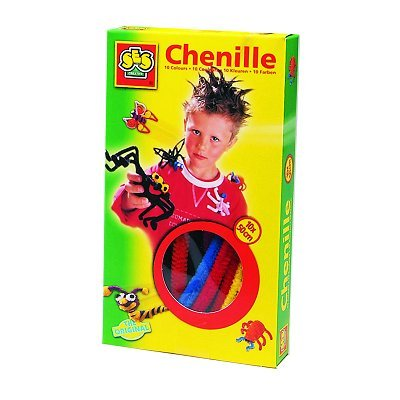 SES Creative Chenille Craft Set