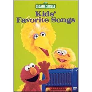 Amazon.com: Sesame Street/ Kids Favorite Songs DVD