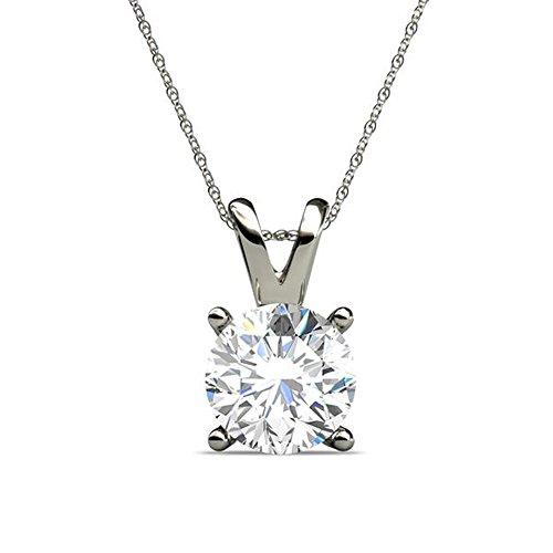 parikhs-round-diamond-pendant-popular-quality-white-yellow-rose-gold-igi-certified-070-ct-up