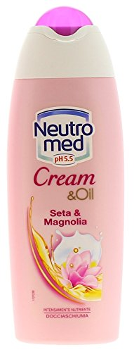 Neutromed - Doccia Seta & Magnolia, 250ml