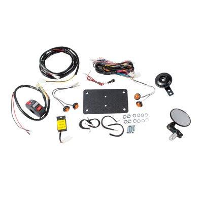 Tusk ATV Horn & Signal Kit with Recessed Signals -Fits: Suzuki King Quad 400FS 4x4 2008-2015 (Suzuki King Quad 400fs compare prices)