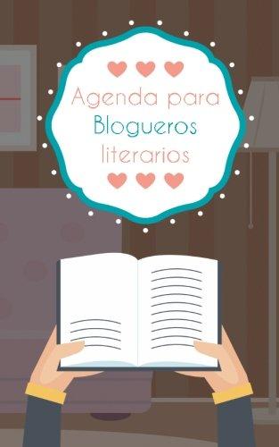 Agenda para blogueros literarios: interior blanco y negro: Volume 8