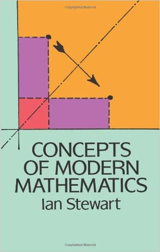 Concepts of Modern Mathematics (Dover Books on Mathematics) written by Ian Stewart