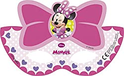 Minnie Bow-Tique Die-cut Paper Masks