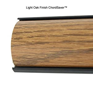 chordsavers chordsaver floor cord covers light oak color light oak size 1 piece. Black Bedroom Furniture Sets. Home Design Ideas