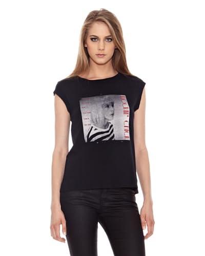 Pepe Jeans London Camiseta Rudie Negro XL
