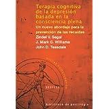 Terapia cognitiva de la depresión basada en la consciencia plena. Un nuevo abordaje para la prevención de recaídas...