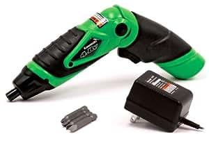 Kawasaki 840799 4.8-Volt Folding Cordless Screwdriver