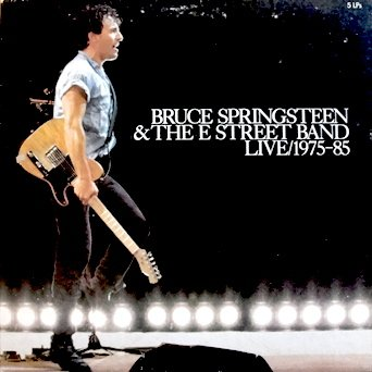 Bruce Springsteen - Bruce Springsteen & The E Street Band Live 1975-85 (Display Box) - Zortam Music