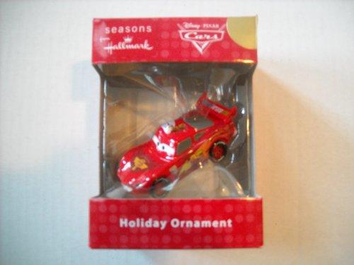 aa4ca3e4 Disney Pixar Cars Lightning McQueen Christmas Ornament | Disney ...