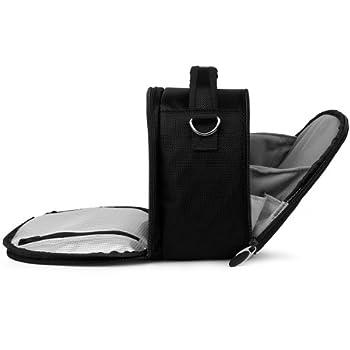 Laurel Travel Camera Bag Case For Nikon D-Series D3, D300, D3000, D300s, D3100, D3200, D3300, D3s, D3X DSLR Camera
