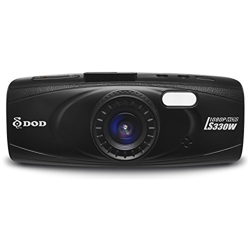 DOD TECH LS Series LS330W Full HD Dash Camera Dashcam with WDR Technology