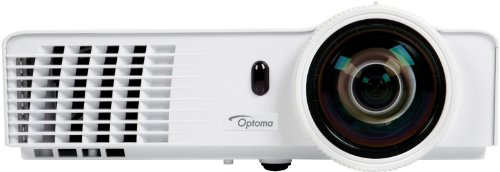 Optoma GT760 Short Throw 3D Ready HD DLP Projector