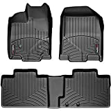 WeatherTech Custom Fit Front FloorLiner for Ford/Mercury/Lincoln (Black)