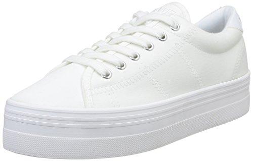 no-name-plato-baskets-mode-femme-blanc-white-fox-white-40-eu