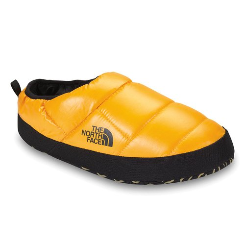 The North Face Nuptse Tent Mule III Slippers - Shiny TNF Yellow/TNF Black  sc 1 st  women and men shoes store & The North Face Nuptse Tent Mule III Slippers - Shiny TNF Yellow ...