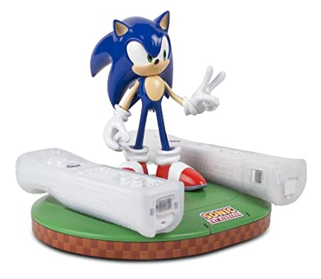 Mad Catz Sonic the Hedgehog Inductive Charger for Wii and Wii U