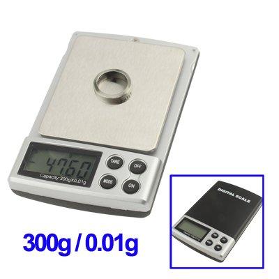 Mini-Balance de haute précision au centième de gramme 300g x 0.01g