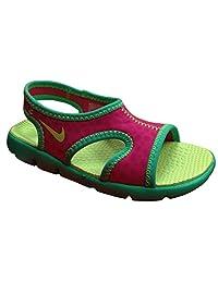 Nike Baby Girl's Sunray 9 Sandal