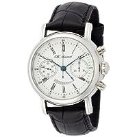 [ビーバレル]B-Barrel クロノグラフ パワーリザーブ 機械式(手巻式) 腕時計 BB0051-ROSV