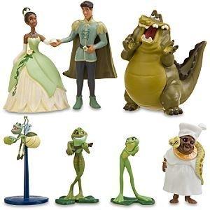 Amazon.com: Disney The Princess and the Frog Figure Play ...