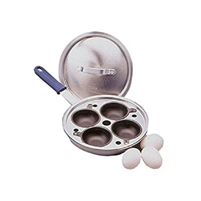 Vollrath (56507) - Wear-Ever 4 Cup Egg Poacher Set