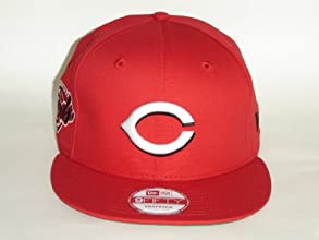 New Era MLB Cincinnati Reds Team Red Primary Fan Snapback Cap 9fifty NewEra