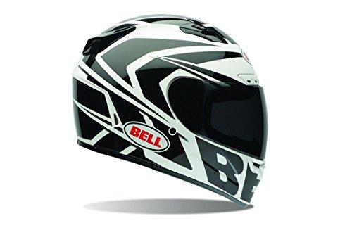 Bell Grinder Adult Vortex Sports Bike Motorcycle Helmet - Black / Medium (Grim Reaper Grinder compare prices)