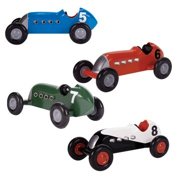 Race Car Bedding front-442471