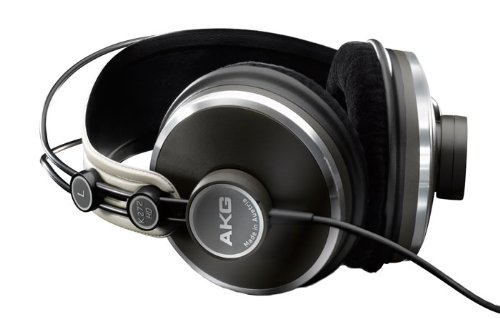AKG K272HD Closed Back Gimbal Suspended Over-Ear Headphones for Apple iPod
