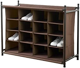 neatfreak 16 Compartment Shoe Rack