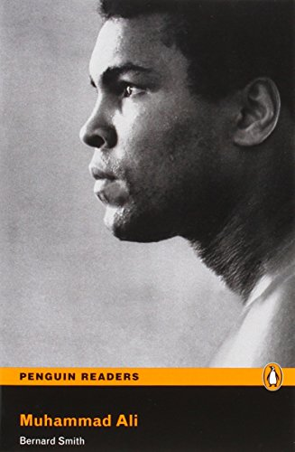 Penguin Readers 1: Muhammad Ali Book & CD Pack: Level 1 (Pearson English Graded Readers)